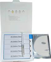Carboxy CO2 Gel Mask - Карбокситерапия 5 шприцов (25 мл) + 10 масок для лица + 10 масок для шеи