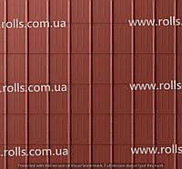 Dachplatte OXYDROT - Черепица алюминиевая, цвет Кирпичный красно-коричневый Prefa Кровельный лист, Roof tile
