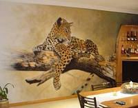 Художественная роспись интерьеров