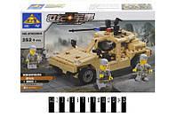 Конструктор Brick Бронетранспортер  251 дет. 82004
