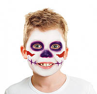 "Краски для лица (грим, аквагрим) тематические ""зомби"""