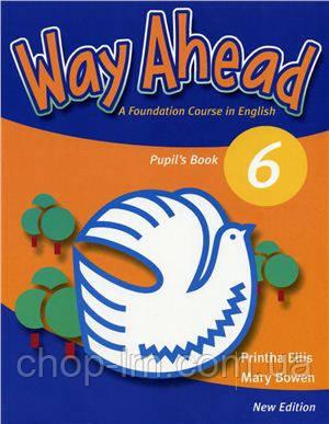 New Way Ahead 6 Pupil's Book + CD-ROM Pack (Учебник по английскому языку, уровень 6-й)