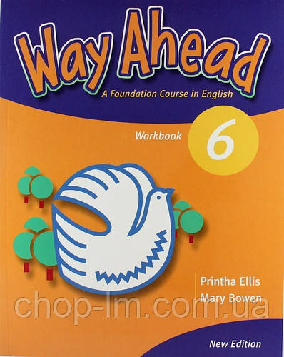 New Way Ahead 6 Workbook (рабочая тетрадь по английскому языку, уровень 6-й)