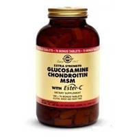 Комплекс Глюкозамин-хондроитин-для суставов (60табл.,Солгар,США)