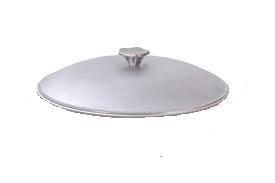 "Кришка з алюмінію ТМ ""Біол"". Діаметр 360мм."