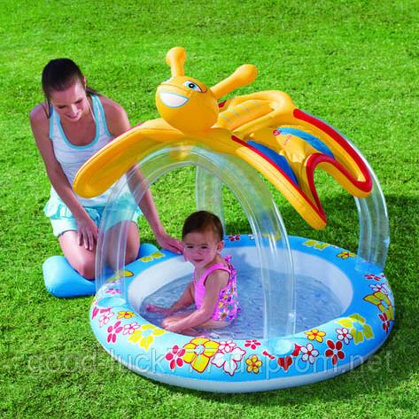 Надувной детский бассейн, фото 2