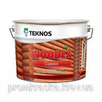 WOODEX CLASSIC (Вудекс Классик) Антисептик для древесины на растворителях