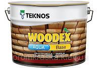WOODEX AQUA BASE (Вудекс Аква Бейс) Водоразбавляемая грунтовочная пропитка для дерева