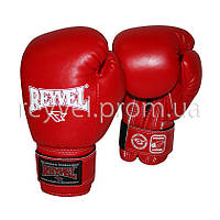 Боксерские перчатки REYVEL винил 10 oz
