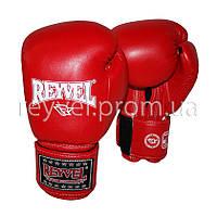 Боксерские перчатки REYVEL винил 16 oz