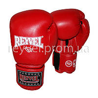 Боксерские перчатки REYVEL винил 18 oz