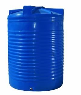 Пластиковый бак Euro Plast вертикальный 20 000 литров RV 20000