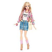 Кукла  Барби Модница делюкс Barbie Style Floral Jacket Doll, фото 1