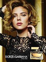 Женская туалетная вода Dolce & Gabbana The One Lace Edition
