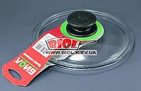Крышка стеклянная 18см низкая круглая БИОЛ, фото 1