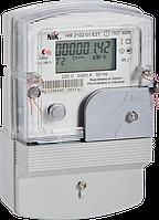 Счетчик электроэнергии однофазный многотарифный НІК 2102-01 E2T 220B 5-60A