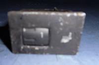 Кнопка подогрева сиденьяVWTouareg2002-20107L6963569B, 7L6963563A, 7L6963563