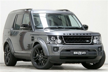 LAND ROVER DISCOVERY 4 (L319)