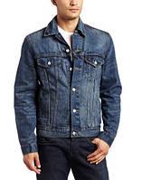 Куртка джинсовая Levis Trucker - Dark Summit (XL)