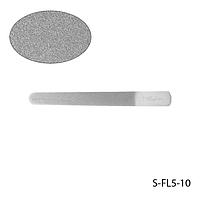 Пилка Lady Victory S-FL5-10 металлическая с алмазным напылением,
