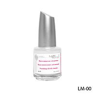 Масло для ногтей LM-00 питательное с витаминами  - 18 мл,
