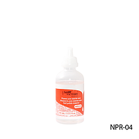 Жидкость для снятия лака NPR-04 - 100 мл,