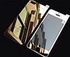 Переднее и заднее золотое стекло для Iphone 5/5S противоударное