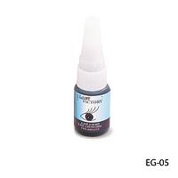 Клей для ресниц EG-05 - 15 мл (черный),