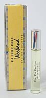 Мини парфюм Burberry Weekend 15 ml в треугольнике