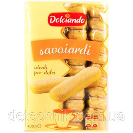 Печенье Dolciando Savoiardi 400 g