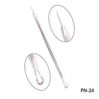 Петля косметологическая PN-24 + игла (Игла Видаля) для чистки лица,