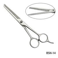 """Ножницы парикмахерские BSN-14 - для филировки, размер: 6"""""""