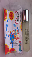 Мини парфюм Moschino I Love Love 20 ml в ручке