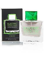 Мужская туалетная вода Antonio Banderas Electric Seduction In Black For Men Антонио Бандерас Электрик Седакш
