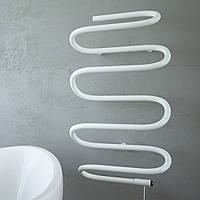 TERMA Электрический полотенцесушитель SPIRO 566*450, White