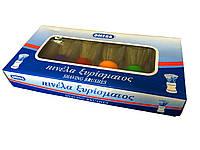 """Помазок бритвенный  """"Omega"""" с черным ворсом, большой, №5 (упаковка 6 штук), фото 1"""