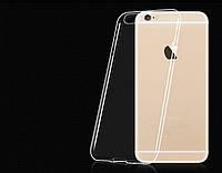 Силиконовый ультратонкий чехол для iPhone 7 Plus