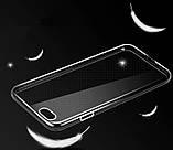 Силіконовий ультратонкий чохол для iPhone 6 Plus, фото 2