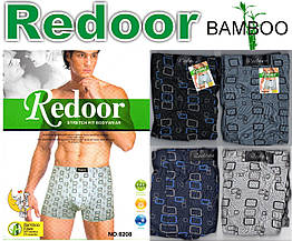 Трусы мужские боксеры Redoor  бамбук ТМБ-18277