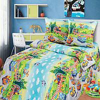 Сменный постельный комплект в кроватку «Дитячий парк», Top Dreams