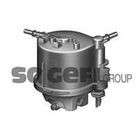 Топливный фильтр  Citroen Nemo C3  XSARA Peugeot Bipper  1007 307 PURFLUX FCS704