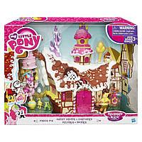 Пони игровой набор пряничный домик Пинки Пай  Май литл пони  My Little Pony Hasbro B3594 , фото 1