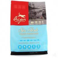 Orijen Adult 6 Fish гипоаллергенный корм для взрослых собак - 2,27 кг