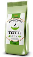 Чай листовой Totti Tea Exclusive Gunpowder «Эксклюзив Ганпаудер» 250 гр