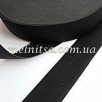 Резинка бельевая, черная, ширина 3см