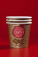 Стакан бумажный TREVI, 110 мл, 100 шт.