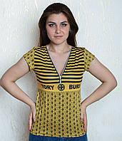 Футболка женская  брендовая  TORY BURCH