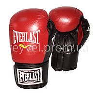 Боксерские перчатки EVERLAST кожа 10 oz