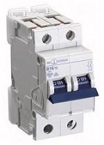 Автоматический выключатель автомат 16 A ампер 6kA Германия двухфазный двухполюсный С C характер цена купить