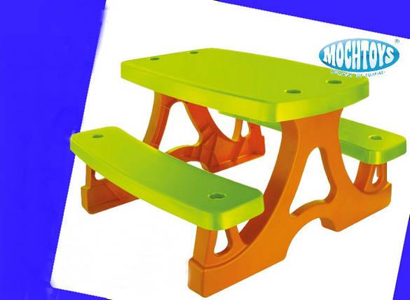 Большой детский столик для пикника, фото 2